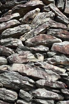 Free Stone Wall Royalty Free Stock Photo - 18521145