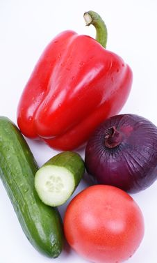 Free Vegetables Royalty Free Stock Photos - 18521198