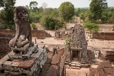 Free Pre Rup Angkor Stock Photography - 18521842