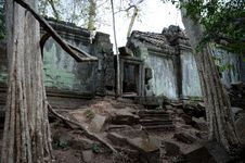 Free Beng Mealea Temple Stock Image - 18522141