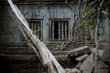 Free Beng Mealea Temple In Angkor Stock Photography - 18522162