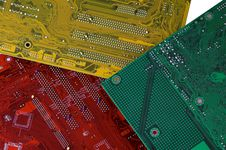 Free Computers Circuit Board Royalty Free Stock Photo - 18522805