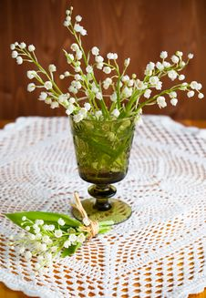 Free Lily Of The Valley Stock Image - 18523181