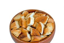 Free Bread Rusk Royalty Free Stock Photos - 18523328