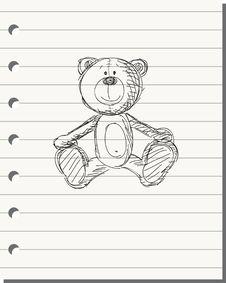 Free Bear Royalty Free Stock Photo - 18523555