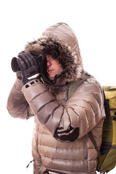 Free Tourist Photographer Stock Image - 18523861