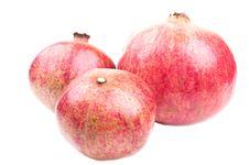 Free Three Pomegranate Stock Images - 18523944