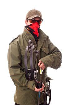 Free Bow-hunter Stock Photos - 18524733