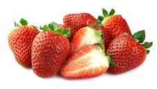 Free Juicy Strawberry Royalty Free Stock Images - 18525349