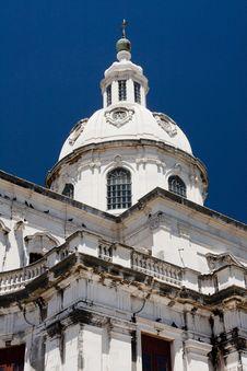 Detail Of Church Of Memory Royalty Free Stock Photos