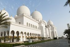 Free Grand Mosque Royalty Free Stock Photos - 18525388