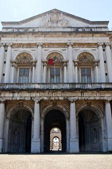 Free National Palace Of Ajuda Royalty Free Stock Image - 18525406