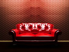 Free A Sofa In The Interoir Stock Image - 18526981