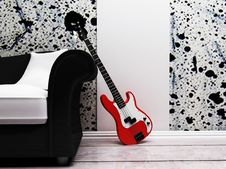 Free A Modern Interior Royalty Free Stock Image - 18527066