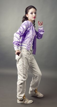 Free Dancer Stock Photos - 18527183