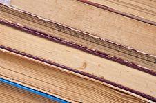 Free Vintage Books Texture Stock Photo - 18527340