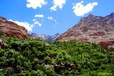 Free Ladakh Hills Stock Image - 18527611