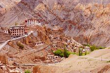 Free Ladakh Locality Stock Photography - 18527662