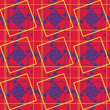 Free Bright Geometric Pattern Royalty Free Stock Photo - 18527705