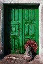 Free Old Door Stock Image - 18530761