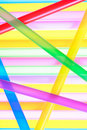Free Colorful Drinking Straws Close Up Background Royalty Free Stock Photos - 18532078