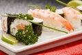 Free Sushi And Sashimi Stock Photos - 18534613