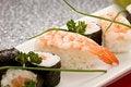 Free Sushi And Sashimi Royalty Free Stock Photography - 18534657