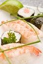Free Sushi And Sashimi Stock Photo - 18534770