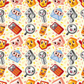 Free Seamless Web Pattern Royalty Free Stock Photography - 18534807