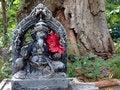Free Stone Ganesh Stock Images - 18536334