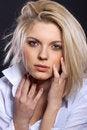Free Sensual Blond Royalty Free Stock Photo - 18539395