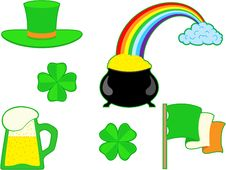 Free St. Patrick Day Royalty Free Stock Photography - 18531467