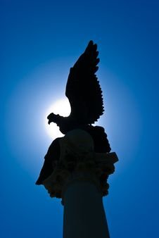 Free Eagle Monument - Valley Forge National Park Stock Images - 18533364