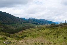 Free Mountain View In Peru Stock Photos - 18533923