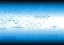 Free Abstract Hi-tech Background Royalty Free Stock Photo - 18535605