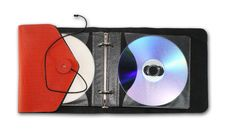 Free CD/DVD Case Stock Image - 18536401