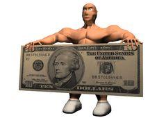 Free Bodybuilder Royalty Free Stock Photo - 18539465