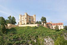 Free Hohenschwangau Castle Stock Images - 18539784