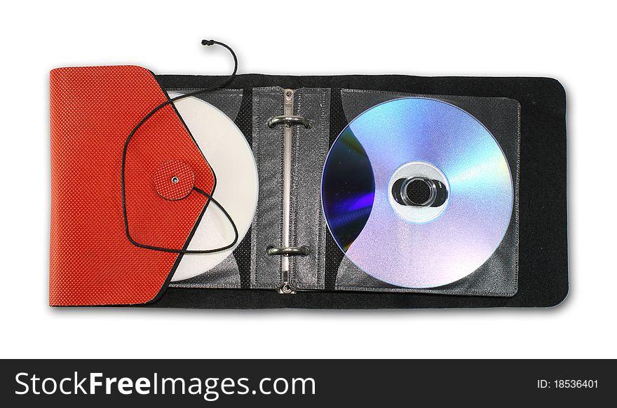CD/DVD case