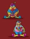 Free Clowns Cartoon Stock Photos - 18543393