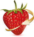 Free Strawberry Royalty Free Stock Photography - 18544927