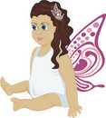 Free Girl With Wings Royalty Free Stock Photo - 18548025