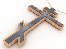 Free Cross Christ Stock Photo - 18542740