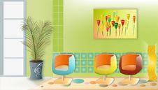 Free Wamo Living Room Stock Images - 18543094