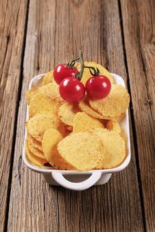 Free Corn Chips Stock Photography - 18543412