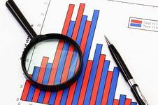 Free Financial Charts Royalty Free Stock Image - 18544836