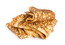 Free Folded Pancakes Stock Image - 18544961
