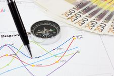 Free Financial Charts And Graphs Royalty Free Stock Images - 18545579