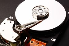Free Computer Hard Disk Stock Photography - 18545652