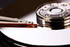 Free Computer Hard Disk Stock Photo - 18545760